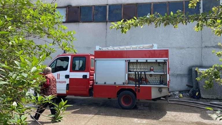 39-годишен с трактор е причинил пожара в Тополовградско