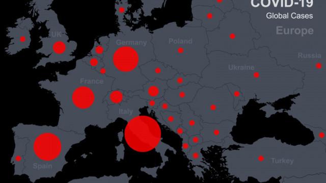 Европа се изправя пред втора вълна на зараза с коронавирус