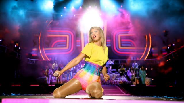 Тейлър Суифт, излизането на Folklore и албумът с 1.3 милиона продажби за денонощие