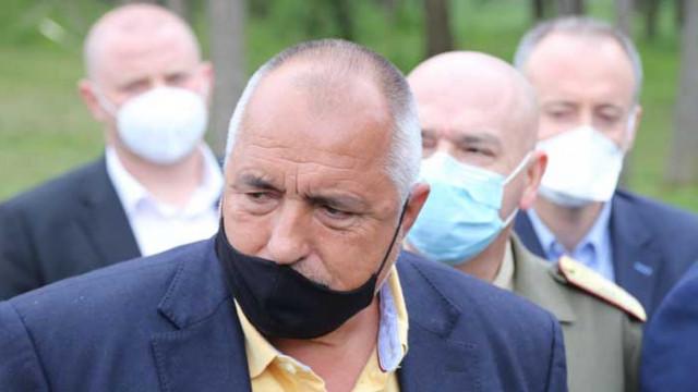 Борисов инспектира инфраструктурата и спортната зала във Враца