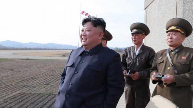 Ким Чен Ун: Ядреното оръжие гарантира мирно съществуване и национална безопасност