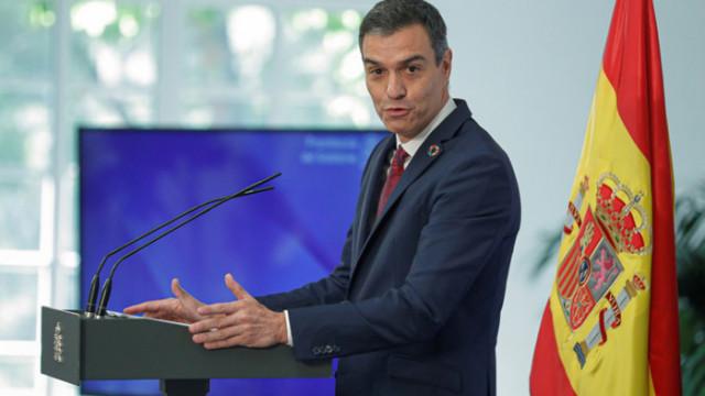 Испания е по-безопасна от Великобритания, убеден Педро Санчес