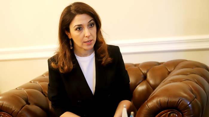 Наргиз Гурбанова: ЕС да принуди Армения да преговаря, първият азерски газ идва в България догодина