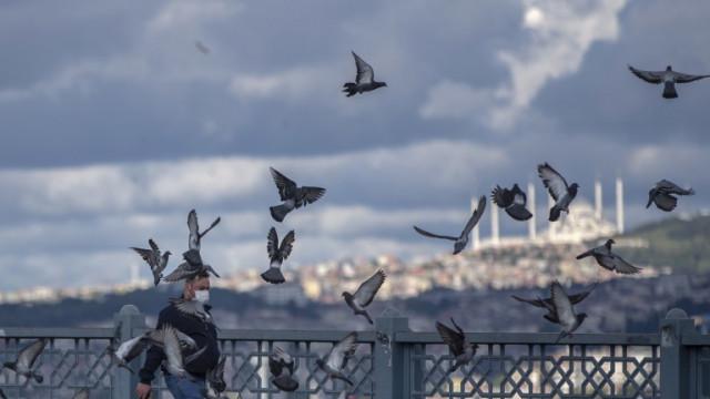 Турция под 4-дневна блокада