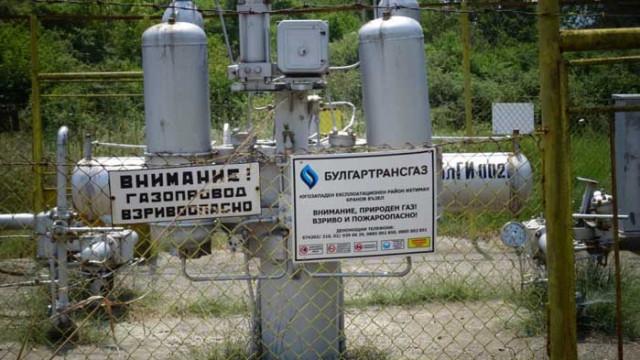 Транзитният газопровод за Гърция се очаква да заработи в полунощ