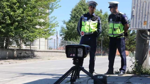 """""""Пътна полиция"""" с нова акция заради жертвите по пътя"""