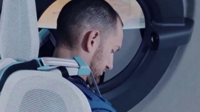 Туристи в Космоса: Показаха как ще изглежда корабът на Ричард Брансън
