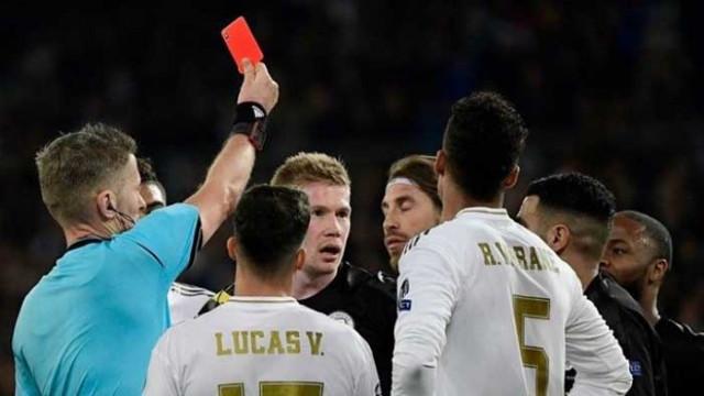 От УЕФА увериха, че двубоят между Манчестър Сити и Реал Мадрид ще се играе