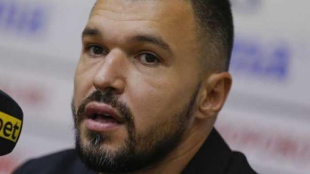 Божинов е провел няколко разговора с треньора на Левски
