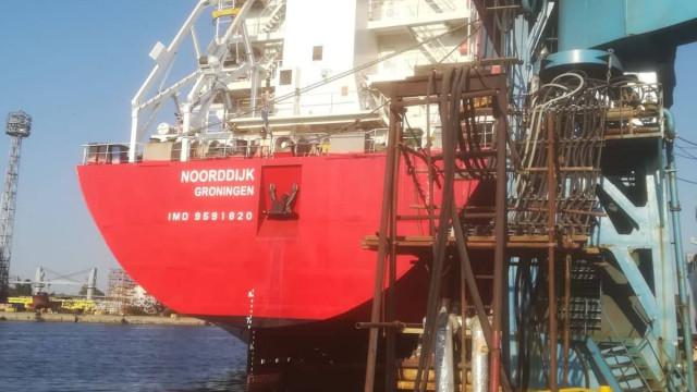"Трима моряци заразени на кораб в КРЗ ""Одесос"", ходили на дискотека"