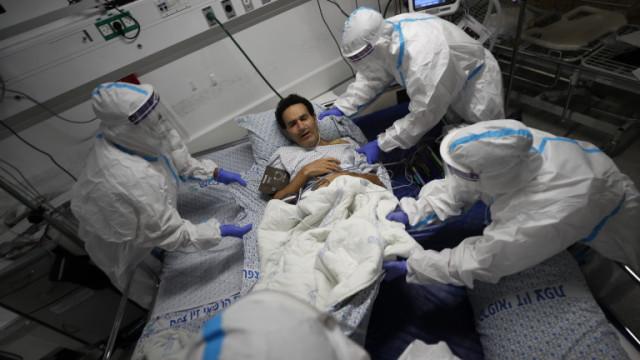 Над 50% от COVID-19 пациентите на командно дишане в Германия са починали