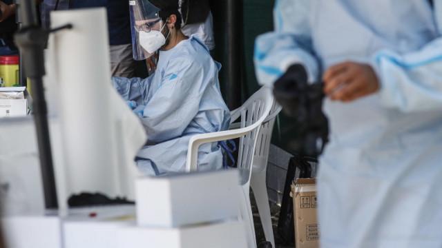Коронавирус: Рекорден брой пациенти в интензивните отделения в Румъния