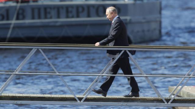 Едва 23% от руснаците се доверяват на Путин