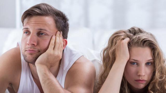 8 причини, мъжът да отказва секс