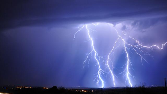 ЕРП Север съветва как да се предпазим при гръмотевични бури