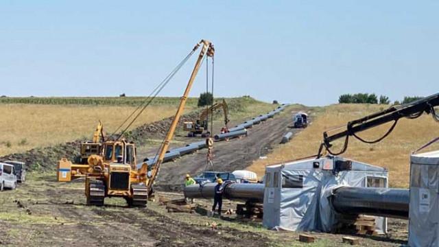 Борисов: България изгражда своята газопреносна магистрала, оттук ще дойде независимостта
