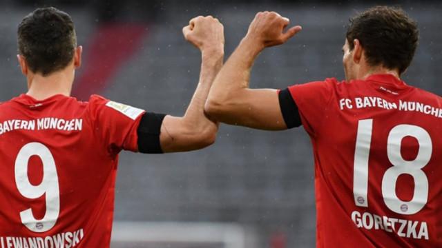 Байерн с нова победа в Германия