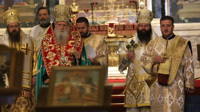 Патриарх Неофит оглави празничния молебен за 24 май