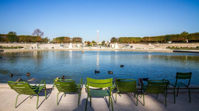 Тюйлери, Розариумът, Лаженки - пет градски парка в Европа