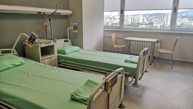 Затвориха кардиологичното отделение на МБАЛ-Ловеч заради пациент с COVID-19