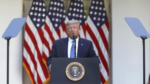 Без журналисти на номинация на Доналд Тръмп