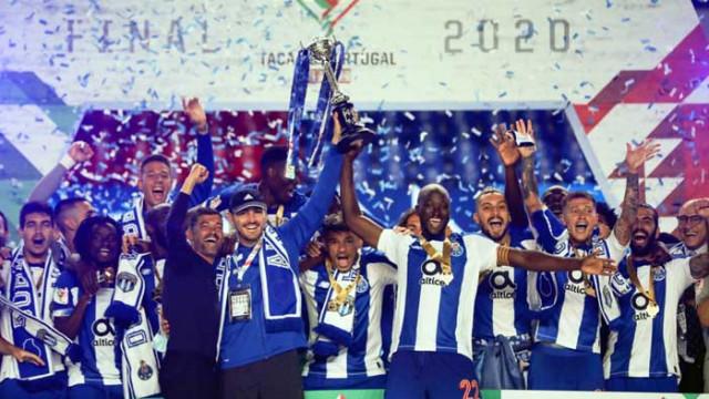 Порто ликува с дубъл след триумф над Бенфика и за Купата