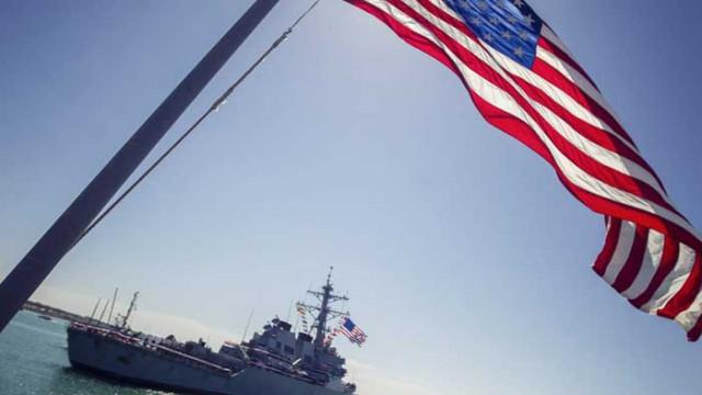 Шести американски флот проведе учение в Черно море