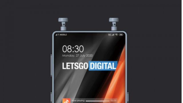 Xiaomi и патентът за смартфон с отделение за безжични слушалки