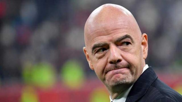 ФИФА и Инфантино отрекоха твърденията за оказване на влияние върху прокуратурата