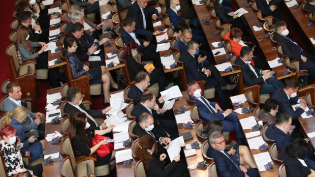 72 закона и 92 решения приели депутатите от началото на годината