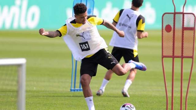 Дортмунд иска ситуацията със Санчо да е ясна до седмица