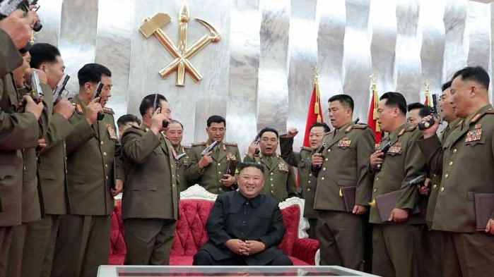 Северна Корея продължава да произвежда ядрено оръжие