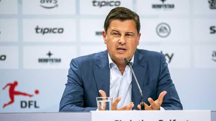 Бундеслигата готова за завръщане на фенове при одобрение от властите