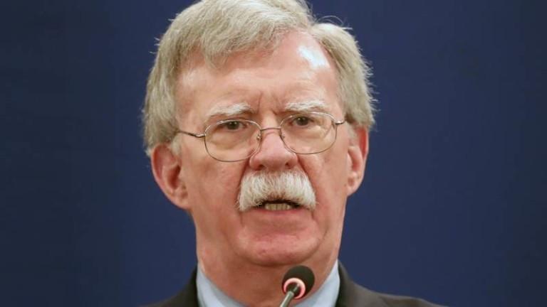 Джон Болтън: Нужни са по-строги мерки срещу Русия