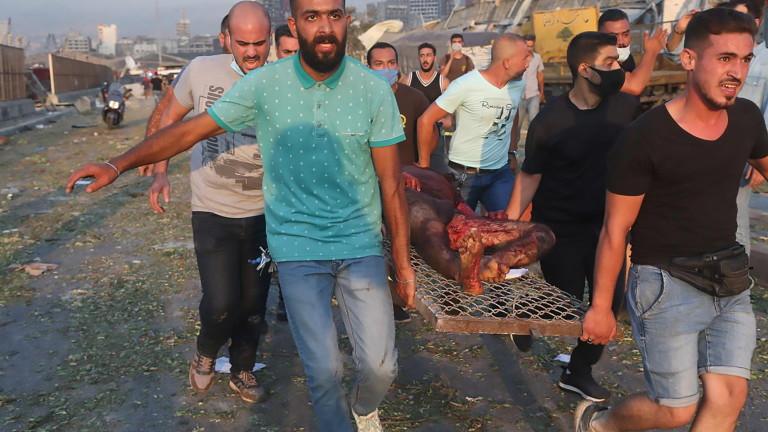 Израел: Не сме замесени във взривовете в Бейрут
