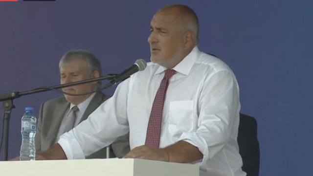 Борисов: Обмислям вариант аз да си тръгна и да оставя правителството да продължи мандат