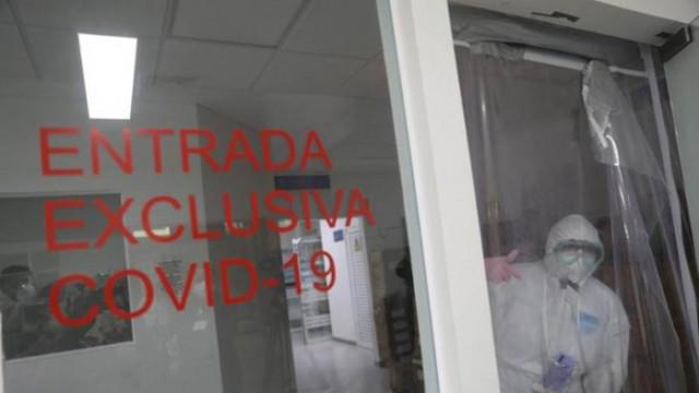 Троен скок на починали от COVID-19 в Мексико