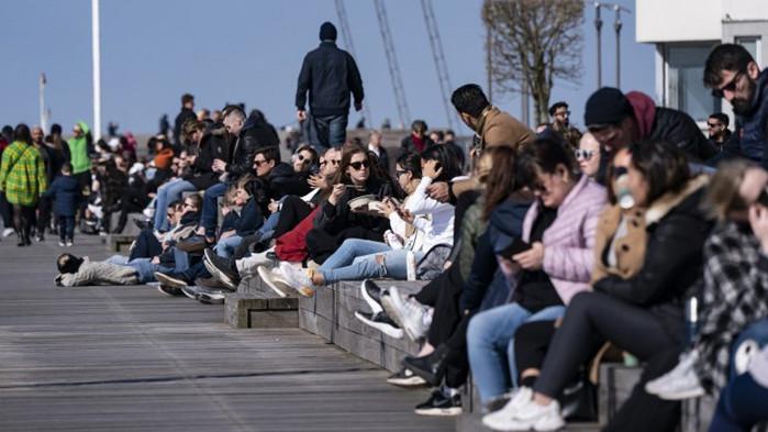 Заради коронавируса шведската икономика се срина с 8,6%