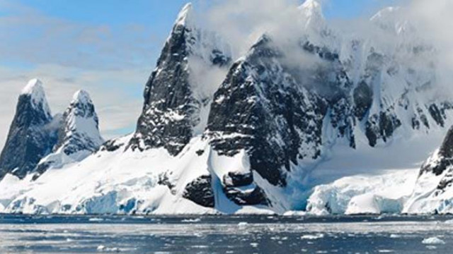 Регистриран абсолютен минимум на лед в Арктика