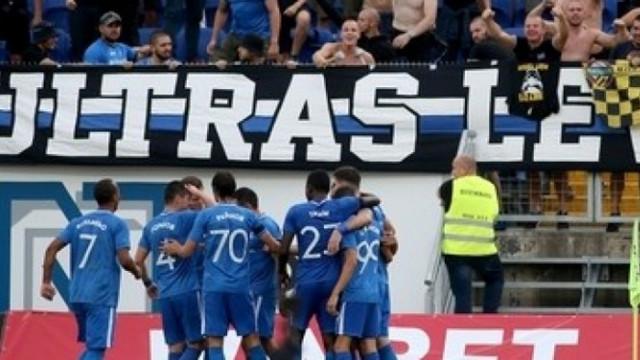 Левски готви изненада за феновете за рестарта на сезона