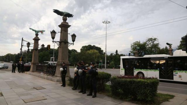 Автобусните превозвачи подкрепиха СДВР за възстановяването на нормалното функциониране на столицата