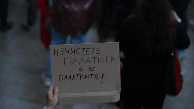 В Пловдив искат оставката и на вътрешния министър
