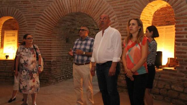 Вицепремиерът Николова: Необходима е кампания за  историческото ни наследство по Черноморието
