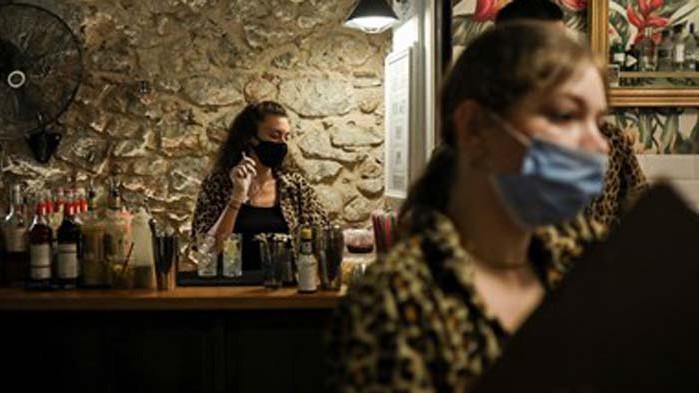 Ръст на заболелите от COVID-19 в Европа