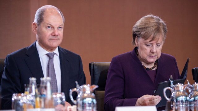 Олаф Шолц е кандидатът на социалдемократите за канцлер на Германия
