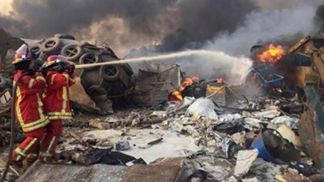 220 станаха жертвите на експлозиите в Бейрут, ковид болницата е препълнена