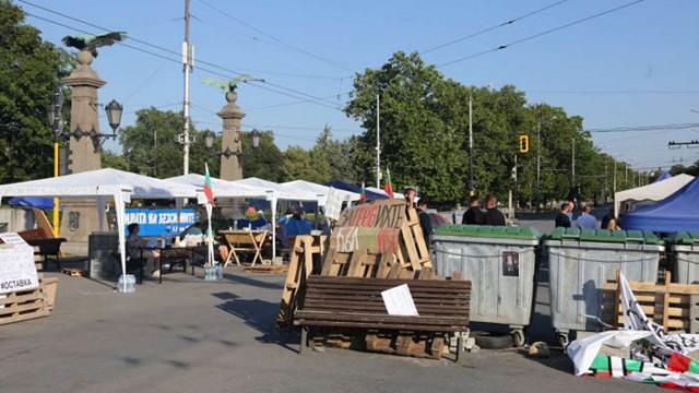 Първан Симеонов: Случващото прилича повече на предизборна кампания, отколкото на протест