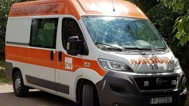 Волтова дъга удари работник в София