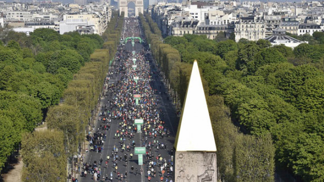 Отмениха маратона в Париж заради COVID-19