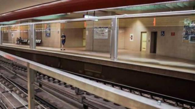 Пускат третия метролъч до края на август